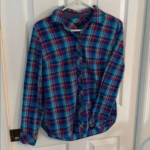 Talbots flannel